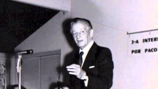 Grava prelego de Prof  D ro Ivo Lapenna pri la komunismo kaj Stalin