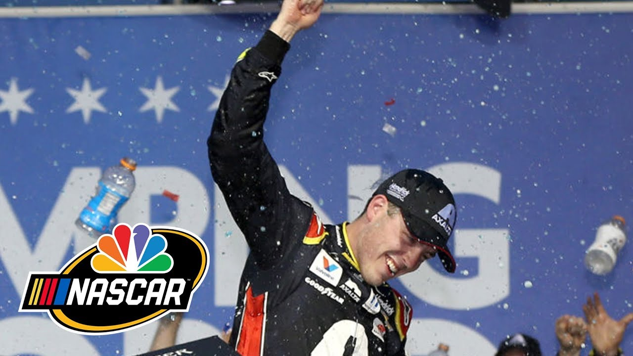 NASCAR: Alex Bowman wins first career Cup Series race at Chicagoland   Motorsports on NBC