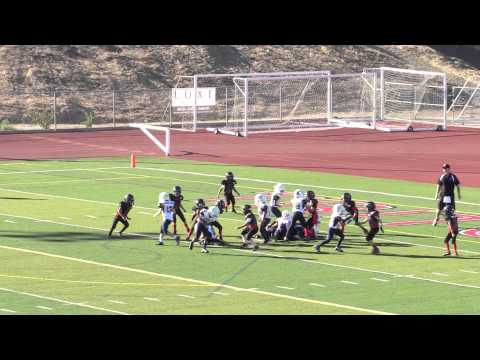San Clemente vs  SV Blue Bears scouting game 9 28 13