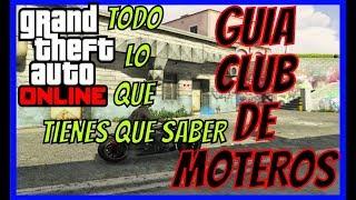 GTA v online: GUIA CLUB DE MOTEROS