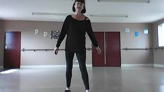 Adult Tap Short Exercise 2