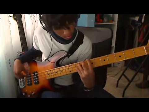 Jaco Pastorius - Portrait Of Tracy bass cover