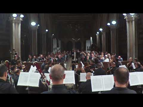 """A. Dvořák: Symphony No. 9 in E minor, Op. 95 """"From the New World"""" - first movement -"""
