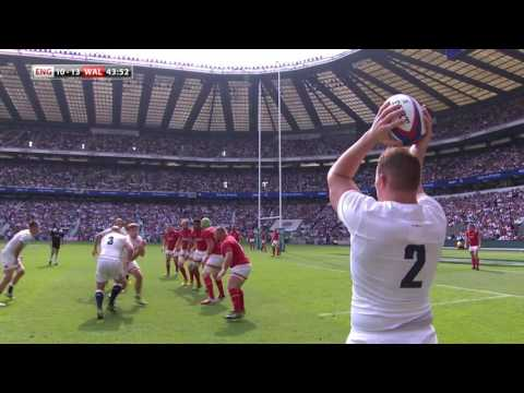 Match highlights: England 27 - 13 Wales