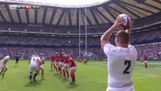 Match highlights: England 27 - 13 Wales