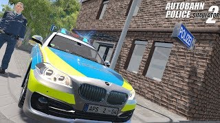 Autobahn Police Simulator 2 - First Look Gameplay! 4K