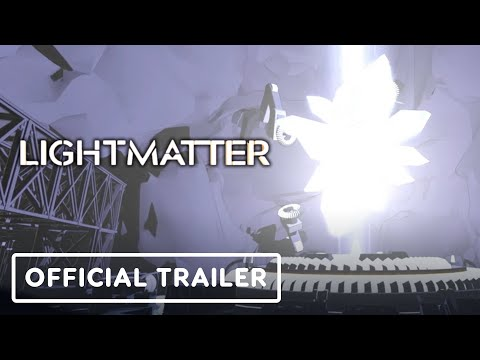 Lightmatter – Official Launch Trailer (Portal-like Horror Puzzle Game)