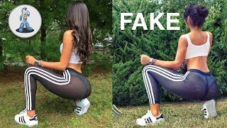 Jen Selter & Instagram's Most Popular Body Part Models: How To Get Real Followers for Fake Fitness!