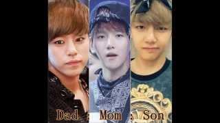 [FMV HD] A Story Of Hyun Family [Baekhyun | Daehyun | Taehyung/V ]