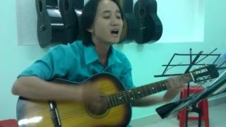 Nơi Ấy Bình Yên - Thầy Đinh Ngọc Huy - Dạy Guitar Quận 9 - Thủ Đức