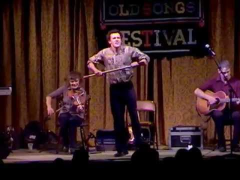 Barachois at the 1998 Old Songs Festival Part 1