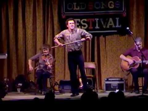 Barachois at the 1998 Old Songs Festival Part 1