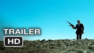 Quantum of Solace Official Trailer (2008) James Bond Movie