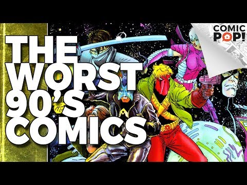 The Worst 90's Comics Ever? | Letters Page