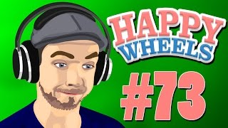 TUMBLING BUMBLING STEVE | Happy Wheels - Part 73