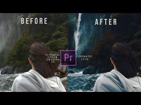 Tutorial Color Grading di Adobe Premiere Pro thumbnail
