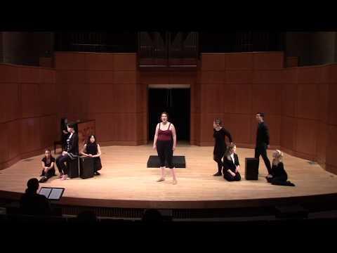 Final Concert Opera Scenes - Act 2 - UBC Summer Vocal Workshop 2017