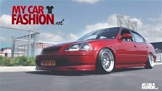 Mycarfashion - EK4 sedan Stance