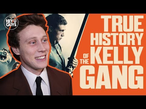 George MacKay Interview - True History Of The Kelly Gang Premiere