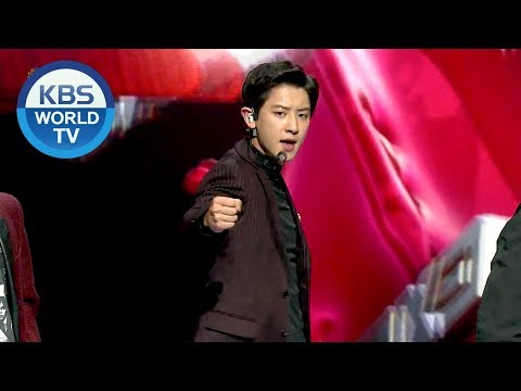 EXO - Love Shot  [2018 KBS Song Festival / 2018.12.28]