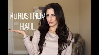 NORDSTROM HAUL| MAKEUP, FASHION, LIFESTYLE