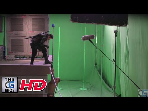 "CGI & VFX Showreels: ""Compositing Showreel"" - by Andor Zahonyi"