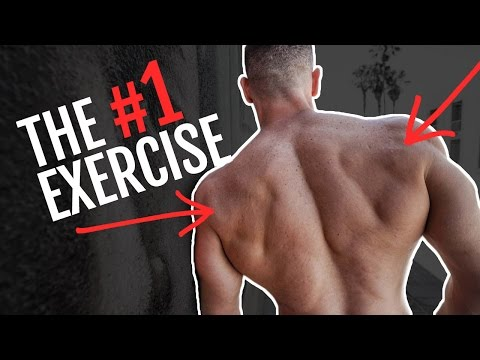 #1 Exercise To Get Your Pull Ups Stronger - (Build Wide Back)