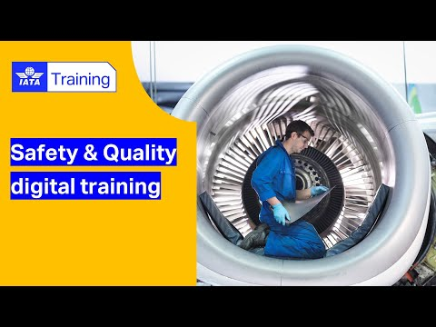 IATA Training | Safety and Quality Digital Training