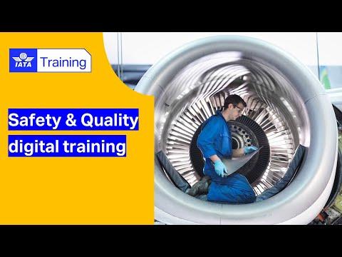 IATA Training | Safety and Quality Digital Training