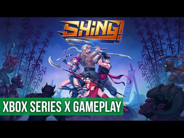 Shing! - Gameplay (Xbox Series X) HD 60FPS