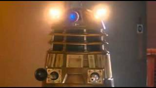 Daleks vs. Cybermen: A Conversation Between Two Linguistically Gifted Groups