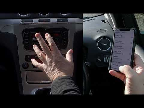 how-to-delete-and-pair-a-mobile-to-the-bluetooth-audio-system-in-a-2011-ford-galaxy-2-0-tdci-zetec-5
