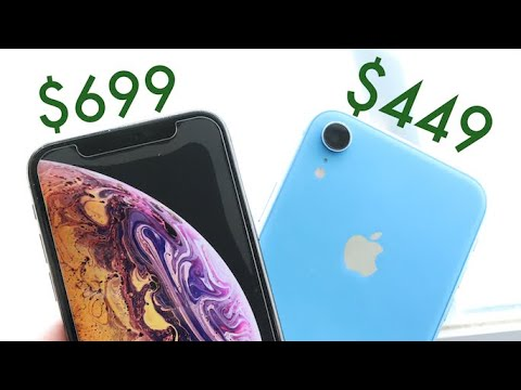 Apple's Being Deceptive About iPhone XR & iPhone XS Prices