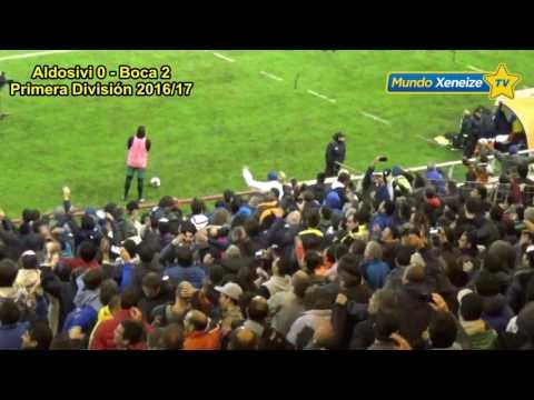 Aldosivi 0 - Boca 4 /Primera Division 2017
