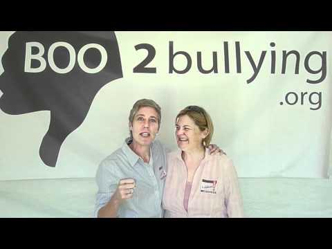 Anne Chamberlain & Megan Cavanagh  BOO 2 Bullying.mov