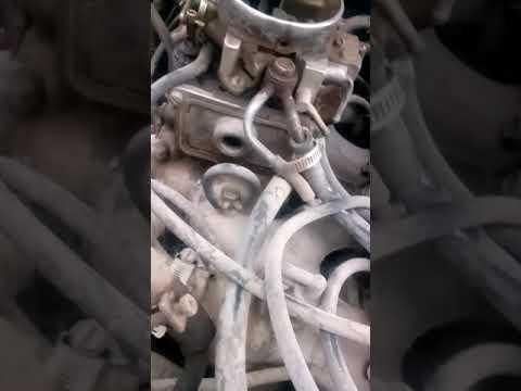 Carburador nissan 85 z24 parte1