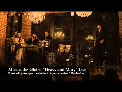 Heavy and Mary LIVE -Event Musica the globe