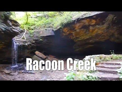 Overnight Backpacking Raccoon Creek State Park - 19.5 Mile Loop