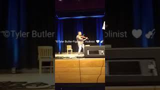 "Ed Sheeran - ""Shape of You"" (violin cover) Tyler Butler-Figueroa, Violinist"