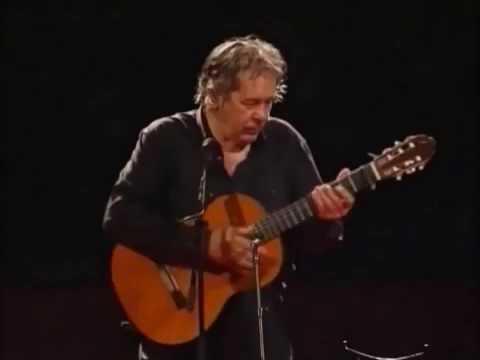 Paco Ibañez canta a Brassens - La mala reputacion -