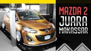 Mazda 2 Juara Makassar