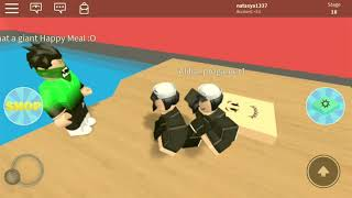 Escape the Scool Obby. Together playing with my brother (ROBLOX)