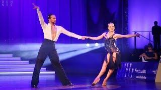 Pavel Zvychaynyy - Oxana Lebedew | Welttanz-Gala Baden Baden 2017 - Rumba Show