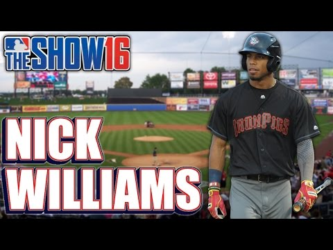 MLB The  16 Minor League Player Lock Ep 140: Nick Williams Face Cam