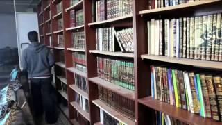 أمير قطر يفتتح معهد الدوحة للدراسات العليا
