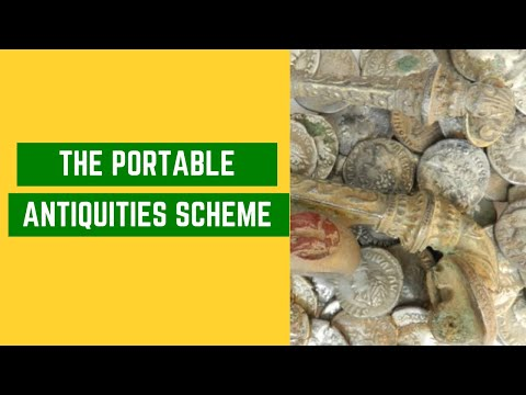 The Portable Antiquities Scheme