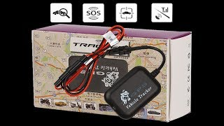 HD Lắp đặt định Vị GPS GT005
