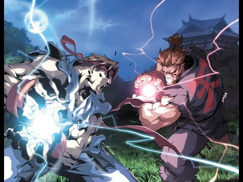 Street Fighter OMG