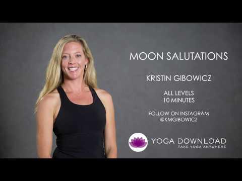Moon Salutations Flow - FREE Class