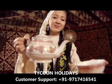 Kazakhstan Almaty tour packages by Tycoon Holidays™ from Delhi,Mumbai,Chennai,Bangalore,India